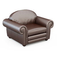 3d model armchair maksimus