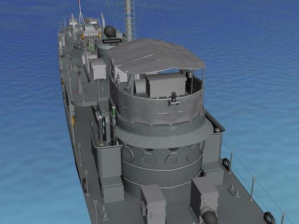 pcs submarine chasers max