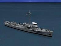 USS PC-865 Submarine Chaser