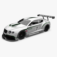 Bentley Continental GT3 Prototype