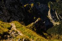 Tatra Mountains - View toward Dolina Mietusia