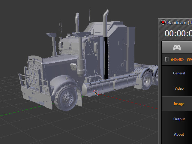 3d model australian
