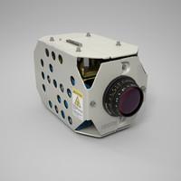 3d camera industrial