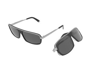 3d designer sunglasses