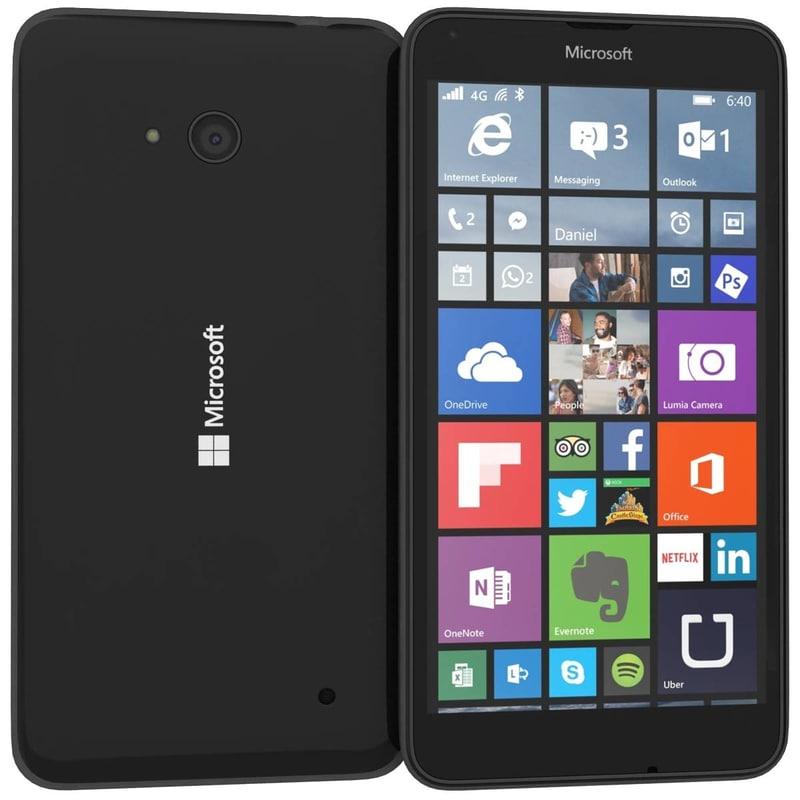 max microsoft lumia 640 dual