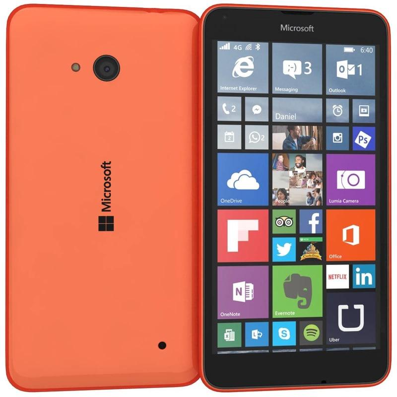 microsoft lumia 640 dual 3ds