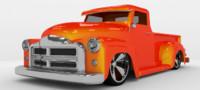 3d gmc truck