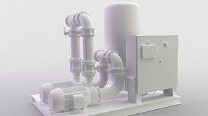 3D pump