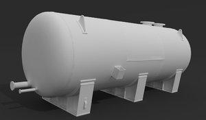 pressure tank model