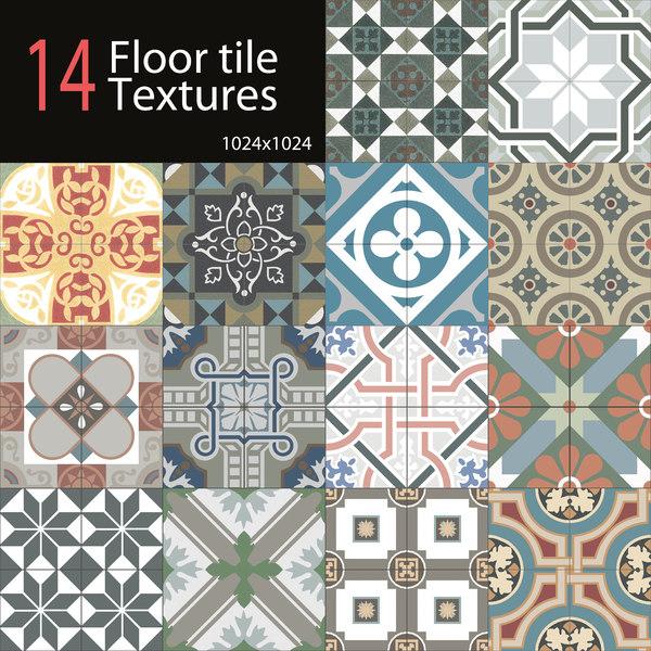 Floor Tile Package
