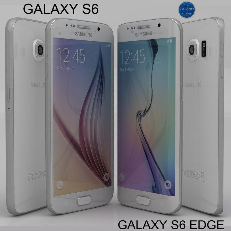 3ds max samsung galaxy s6 edge