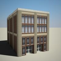 3dsmax city building