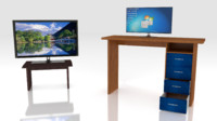3d tv flatscreen screens