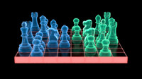 Holographic Chess