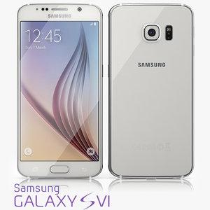 samsung galaxy s6 3d c4d