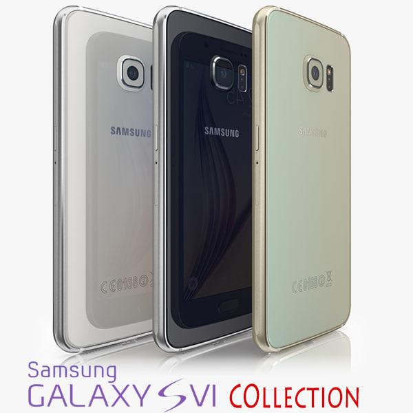 max colors samsung galaxy s6