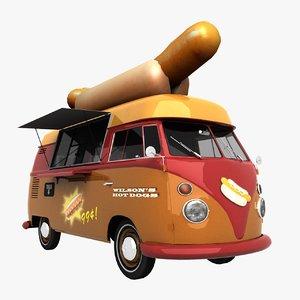 max transporter hot dog