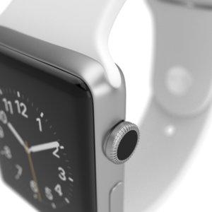 apple watch 3d obj