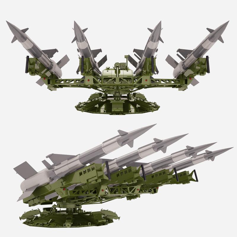 3d sa-3 goa model