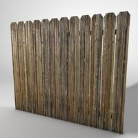 Fence Segment