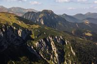 Tatra Mountains - View toward Kominiarski Wierch
