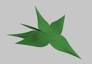 plant xml dae 3ds