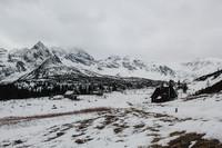 Tatra Mountains - View toward Hala Gasiennicowa