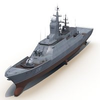 Steregushchiy Warship
