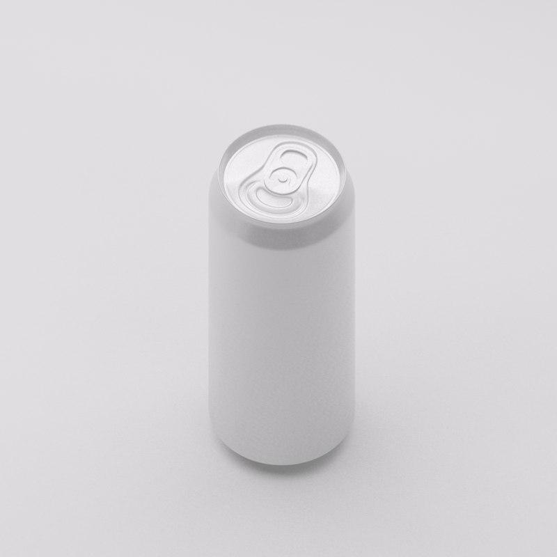 aluminium beer 3ds