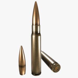 7 92x57mm s mauser 3d x