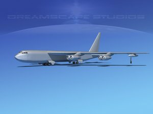 stratofortress boeing b-52 bomber max