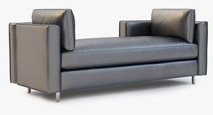 3d hunter lounge sofa