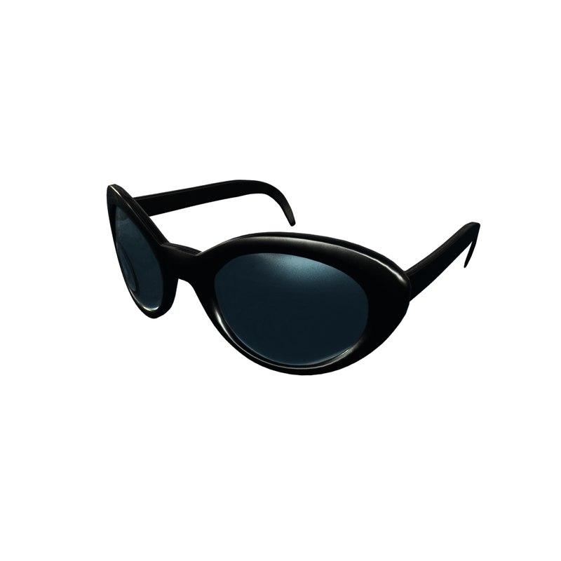 3d pair glasses