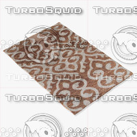 jaipur rugs hr08 3d model