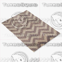 3d jaipur rugs hen04 model