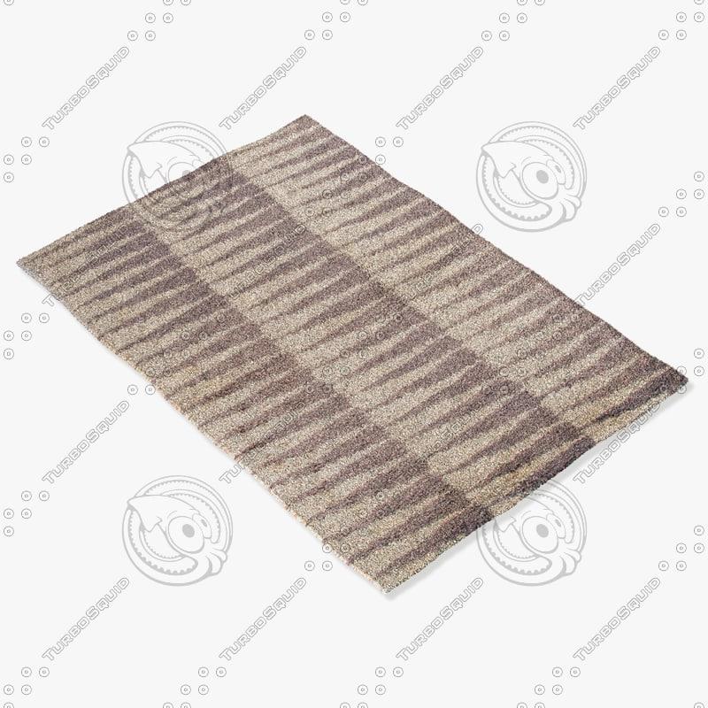 3d jaipur rugs hen02