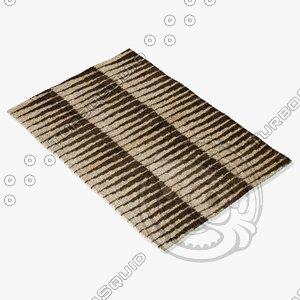 jaipur rugs hen01 3ds