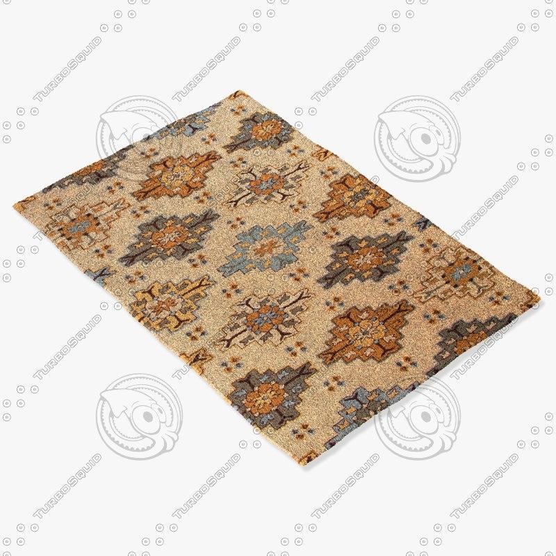 3ds max jaipur rugs exr01