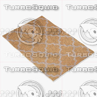 3d model jaipur rugs ct29