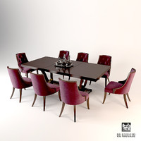 christopher guy dinner set 3d max