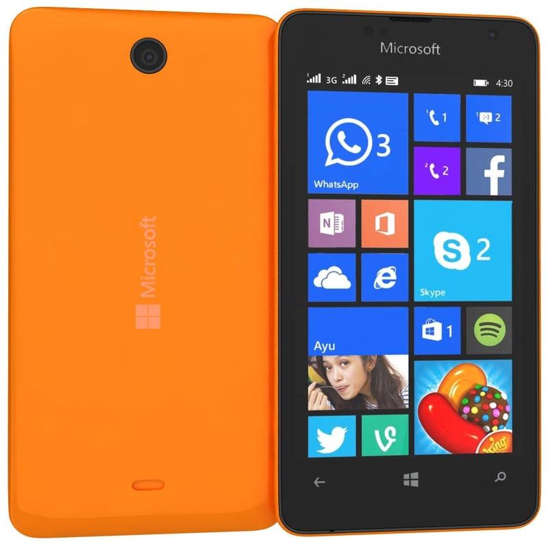 max microsoft lumia 430 dual