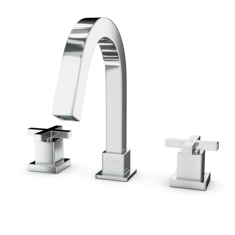 3d gro welle faucet model