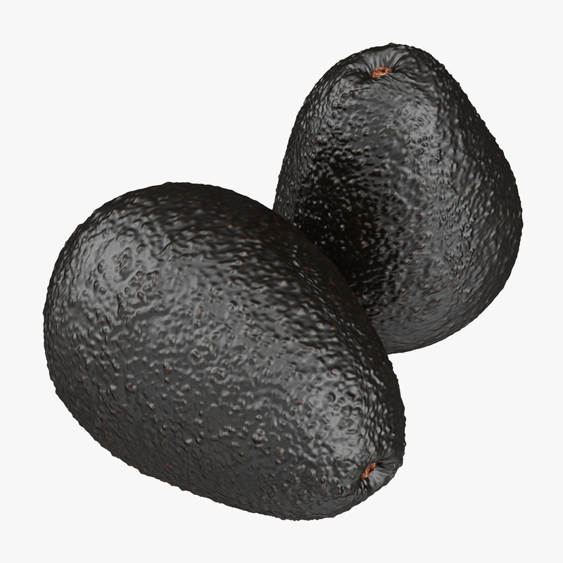 3dsmax avocado 2