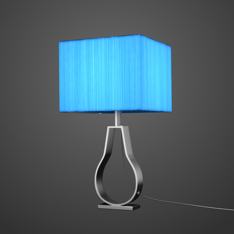 3d table lamps ikea