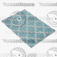 3d model jaipur rugs ct21
