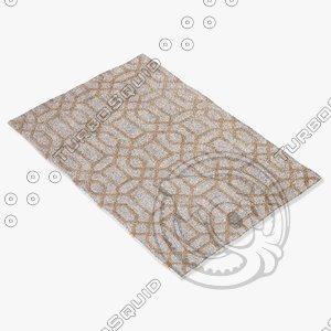 3ds max jaipur rugs ct08