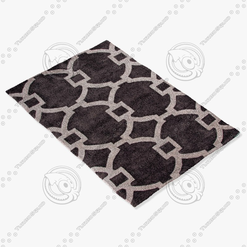jaipur rugs ct03 3d model