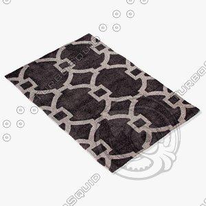 jaipur rugs ct03 3d model