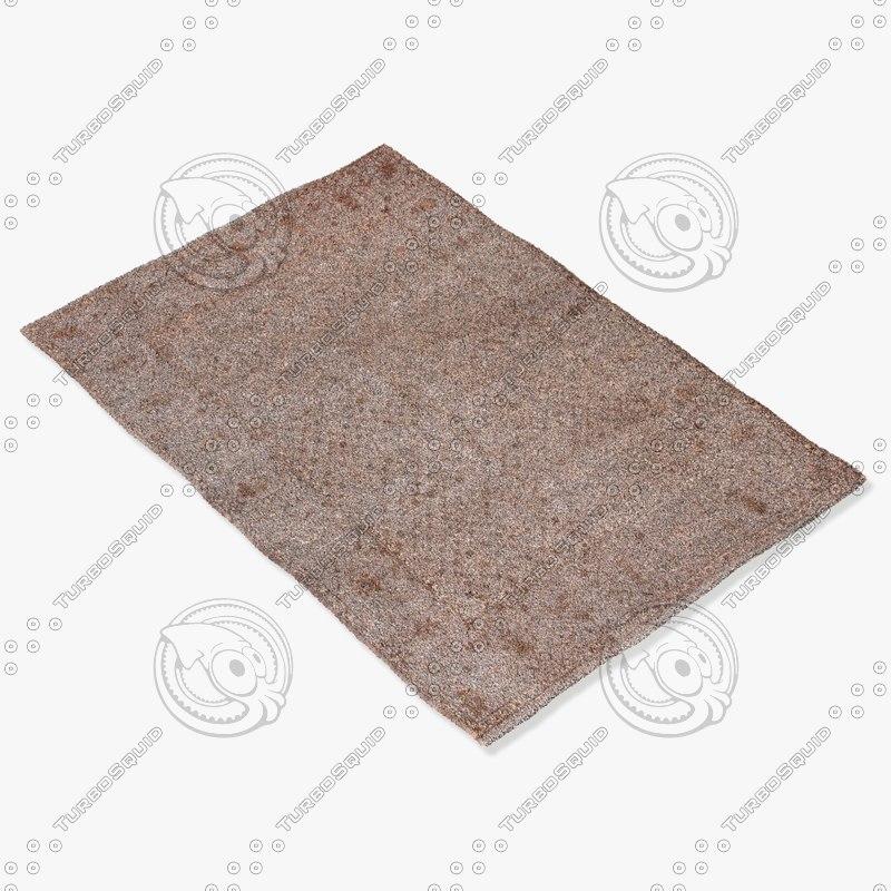 jaipur rugs cs06 3d model