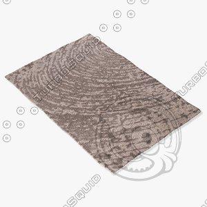 3d max jaipur rugs cln08